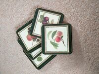 5 coasters for sale