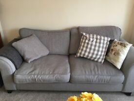 DFS Angelic Sofa 3 seater