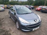 Peugeot 207 s HDI 1.6L Diesel 2007 1 year mot full service history excellent condition