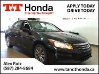 2011 Honda Accord EX-L *Local Car, No Accidents ,New Tires*