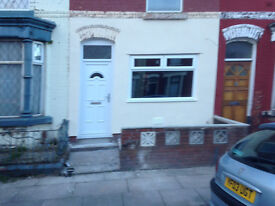 Lovely 2 bedroom Terraced House to rent Bartlett street, wavertree Liverpool 450 monthly