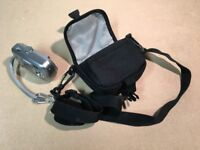 Found in layby on A4130 betwen Didcot and A34: Kodak EasyShare C310 camera and case