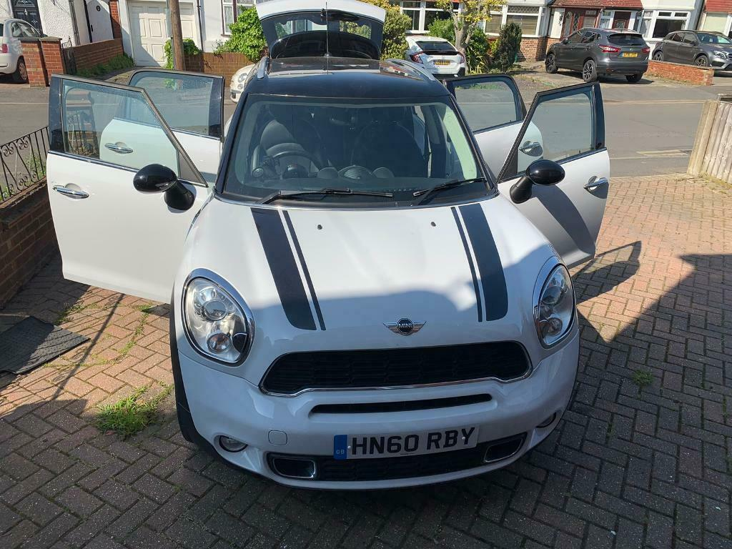 Mini Countryman Cooper S Quick Sale Required In Sutton