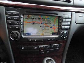 Mercedes BE 7039 Head Unit