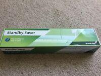 Standby saver multi plug extension socket