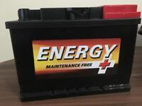 Car Battery 075 Brand New under warranty for Diesel or Petrol Car offers welcome