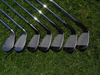 Golf clubs Wilson Staff combo iron set 4-PW in good condition