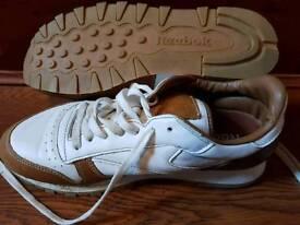 Reebok classic trainers