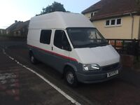 Ford Transit high top (one owner)