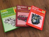 Haynes manuals free to collect