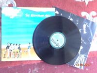 Boomtown Rats (Bob Geldof) A Tonic For The Troops original 1978 - Excellent Condition Vinyl Record