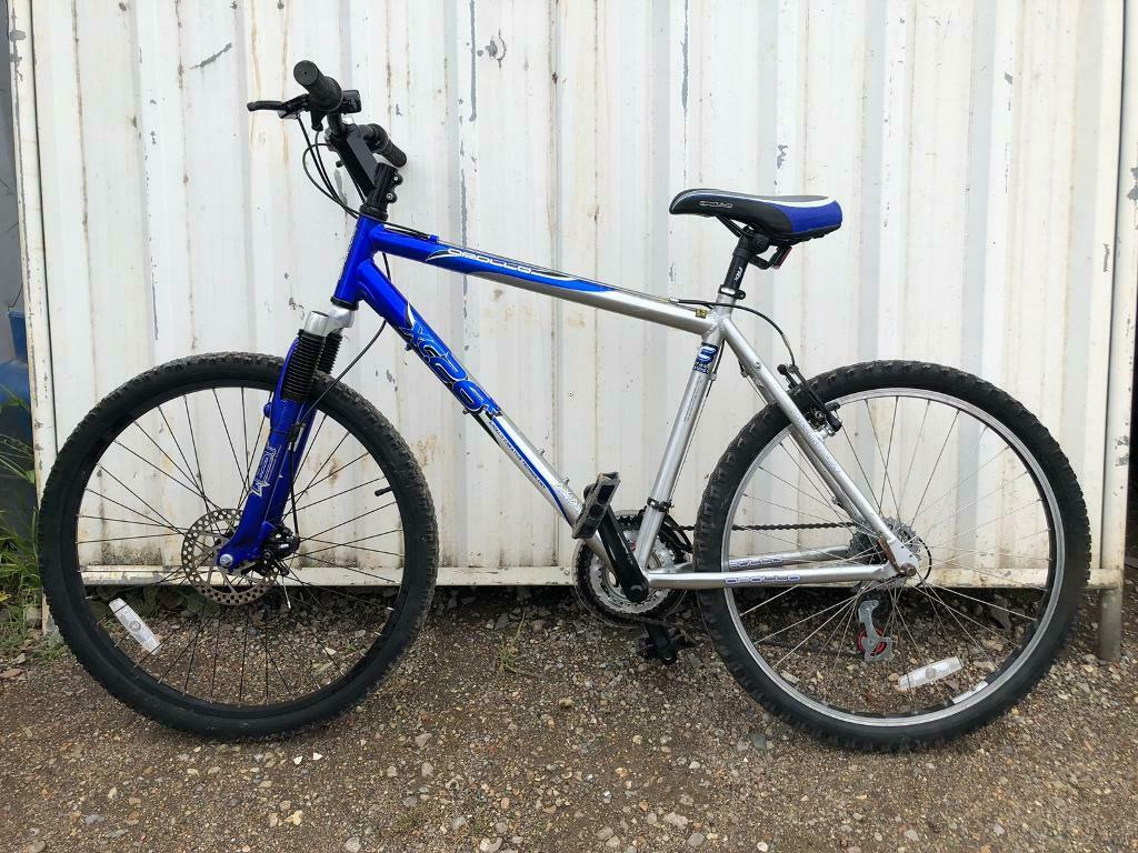 Apollo Xc26 Bike 26 Inch Wheels 20 Inch Frame In Heathrow