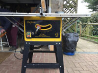 10'' Table Saw Axminster CCTS10 Perform
