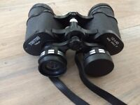 Binoculars by Tohyoh Tokyo 10x40 Wide Angle 8inch with case Vintage Retro