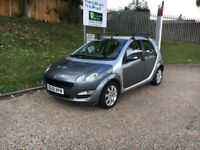 Smart Fourfour 1.1 Coolstyle 5Dr (2006) 06 Reg 77,000 Mls