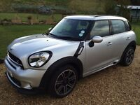 MINI COUNTRYMAN SD 2.0 (2015) John Cooper Works Chili pack