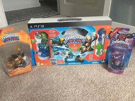 Brand New Skylanders Starter Pack and Additional Characters NEVER OPENED