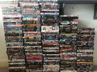 Blu-ray & DVD collection 1000 plus