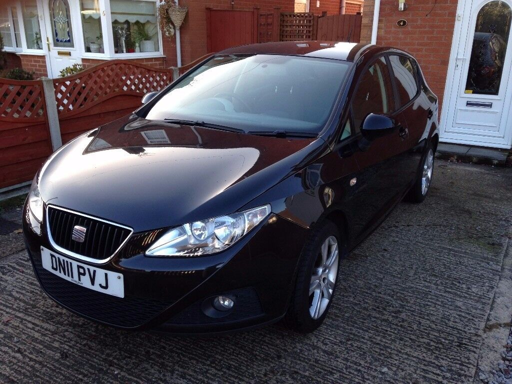 Seat Ibiza, 12 + months MOT, Bluetooth/Cruise Control/Air Conditioning, Well looked after
