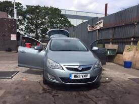 Vauxhall Astra Estate 2 litre diesel