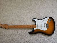 Limited Edition Fender Stratocaster 1994 - 40th Anniversary Guitar (xxxx of 1954)