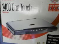 2400 One Touch Scanner