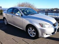 2007 LEXUS IS220D - SUPERB DIESEL ECONOMY, FULL SERVICE HISTORY & SEPT MOT + 6 SPEED (50+ MPG)...