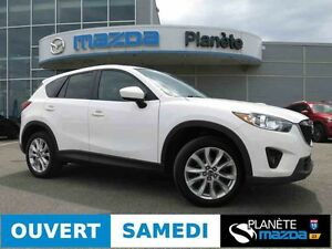 2014 MAZDA CX-5 GT AWD AUTO (EXTRA PEARL PAINT) TRACTION INTÉGRA