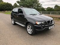 03 BMW X5 3.0 Diesel - Excellent Condition - Low Tax