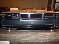 Kenwood KR-V8060 AV Surround Receiver & DP-R5060 CD Player