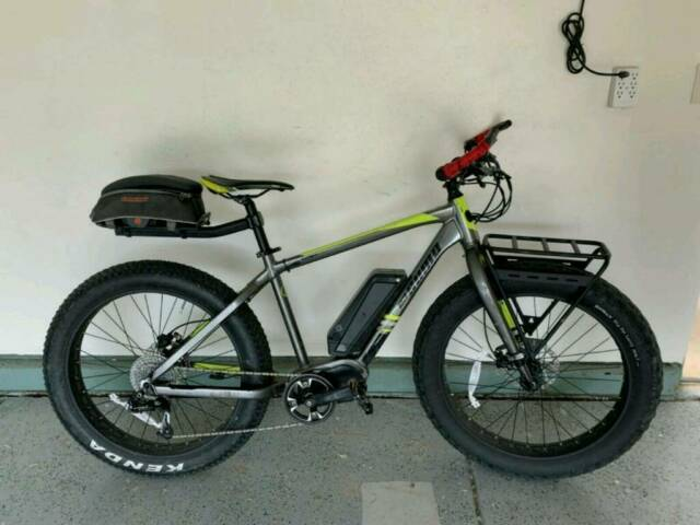Izip sumo electric fat bike Hydraulic Power, 350W | in Erdington, West  Midlands | Gumtree