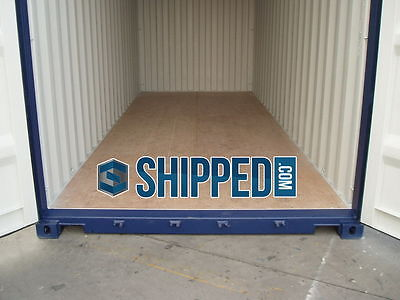 NEW 20' SHIPPING CONTAINER -WE Make known- HOME & BUSINESS STORAGE in PAN HANDLE FL