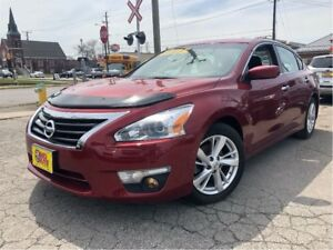 2014 Nissan Altima 2.5 SV MOONROOF HEATED FRONT SEATS