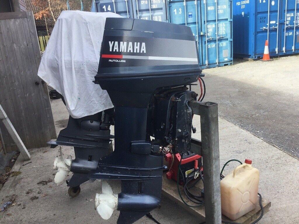 Yamaha 70  Outboard   in Ullapool, Highland   Gumtree