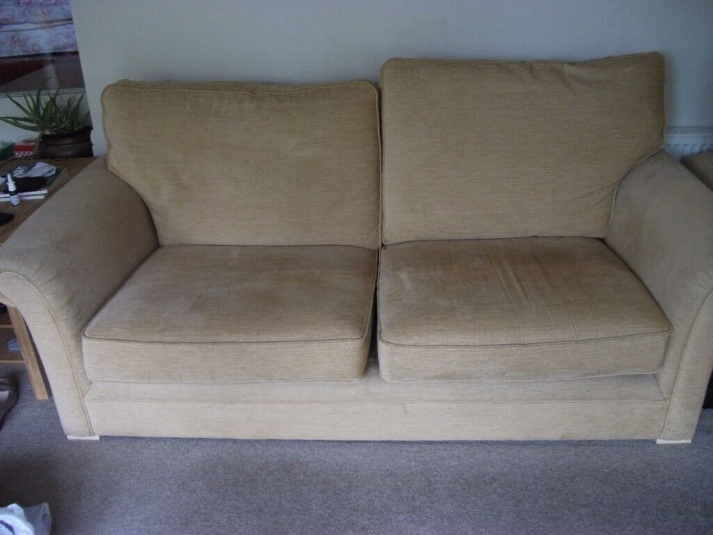 Marks And Spencers Sofa And 1 Armchair In Kings Norton