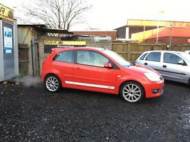 FORD FIESTA 2.0 ST, IMMACULATE INSIDE AND OUT. 6 MONTHS MOT