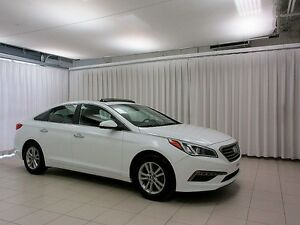 2017 Hyundai Sonata FEAST YOUR EYES ON THIS BEAUTY!! SEDAN w/ TO