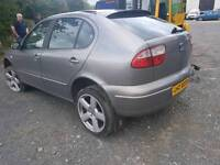 04 Seat Leon parts ****BREAKING ONLY