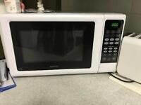 kenwood microwave K25MW14 - as new