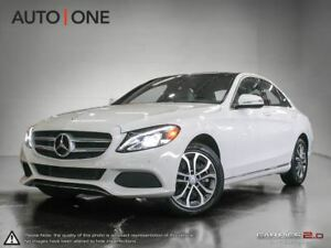 2015 Mercedes-Benz C-Class C300 | 4MATIC | PREMIUM PLUS PACKAGE