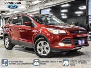 2014 Ford Escape SE - BACK UP CAM | Tow Package | LOW KM