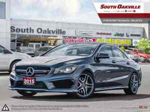 2015 Mercedes-Benz CLA CLA45 AMG 4MATIC | SUNROOF | NAVIGATION