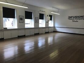 Dance Studio to rent in Paisley's High Street