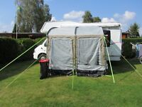 FOR SALE 2013 Kampa Motor Rally 260L Awning. £100 ono.