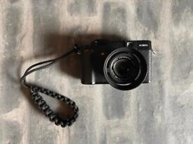 Black Fujifilm X20 Camera