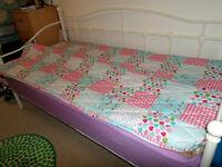 single daybed plus memory foam mattress
