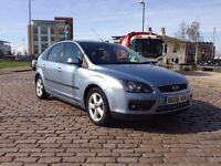 FORD FOCUS 1.8 TDCI ZETEC CLIMATE // 2006/06 PLATE // FULL SERVICE HISTORY //
