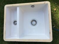 Villeroy & Boch 1.5 kitchen sink.