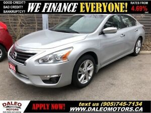 2014 Nissan Altima 2.5 S| BACKUP CAM| SUNROOF| BLUETOOTH