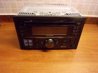 Alpine CDE-W235BT Double Din Bluetooth Stereo